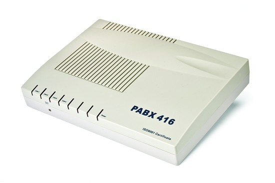 Orchid PABX 416+VM Multi Line Analogue Telephone System (with built in Voice Mail Card)