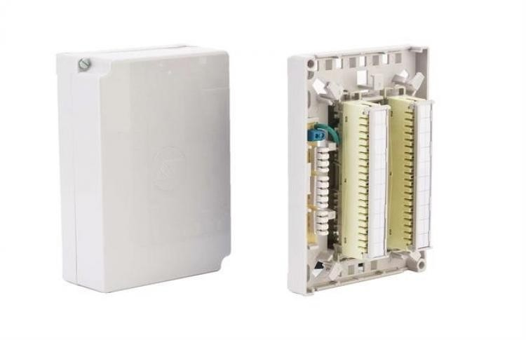 Titan P201D Connection Box Inc 20pair 237A - New