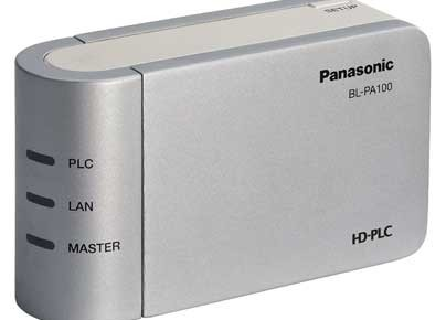 Panasonic BL-PA100 Additional Plug