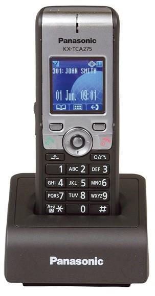Panasonic KX-TCA275 DECT Cordless System Handset