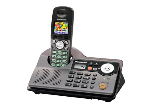 Panasonic KX-TCD340 DECT Cordless phone with Answering Machine