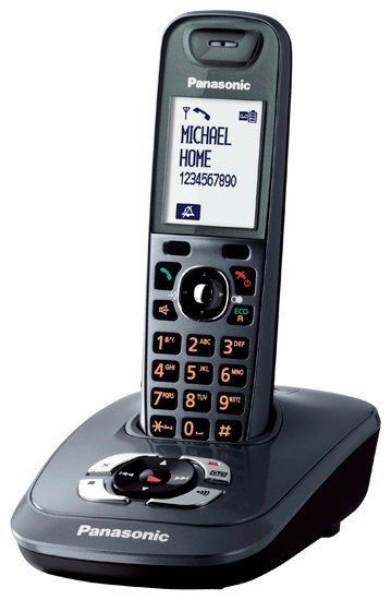 Panasonic KX-TG7521EM DECT Answermachine