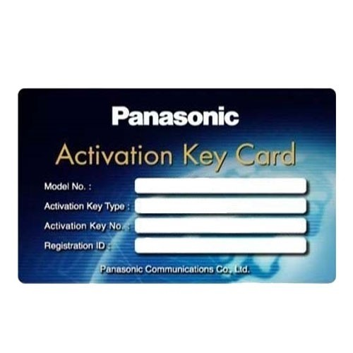 Panasonic KX-NSN101 Built-in-Router Activation Key