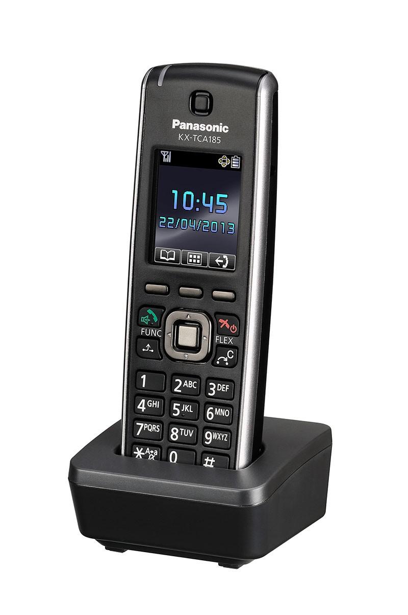 Panasonic KX-TCA185 DECT IP System Handset