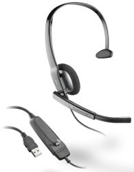 Plantronics .Audio 615M USB Headset