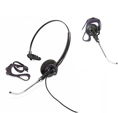 Plantronics Duoset H141 Monaural Office Headset