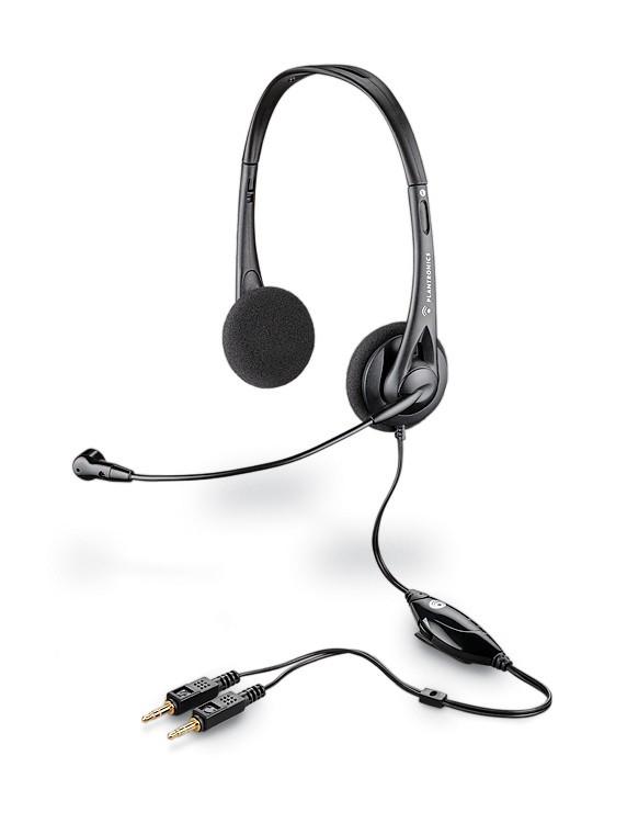 Plantronics .Audio 325 Computer Headset