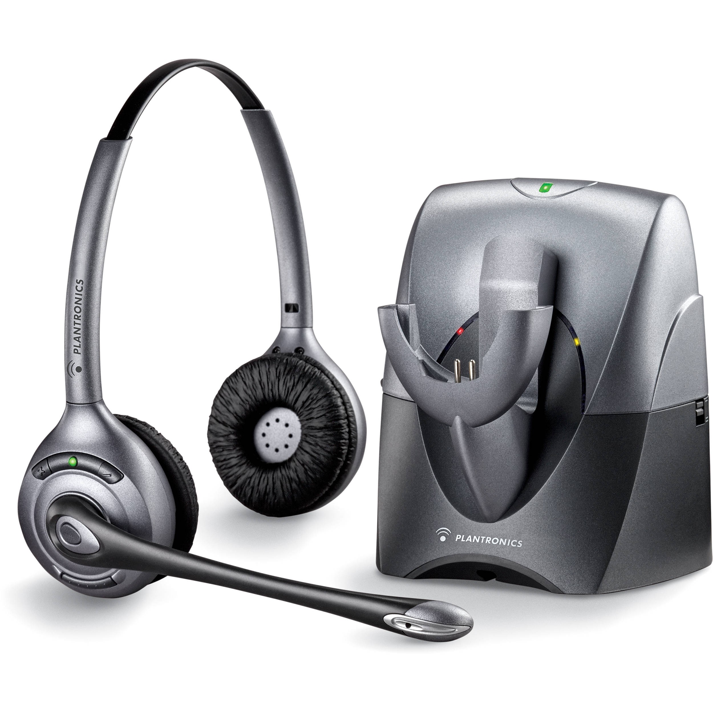 Plantronics CS361N (Binaural) DECT Cordless Headset - A GRADE