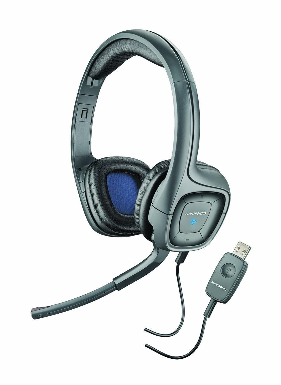 Plantronics Audio 655 USB Computer Headset