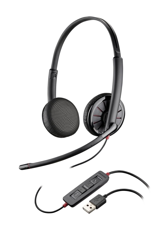 Plantronics Blackwire C325-M Binaural USB Headset