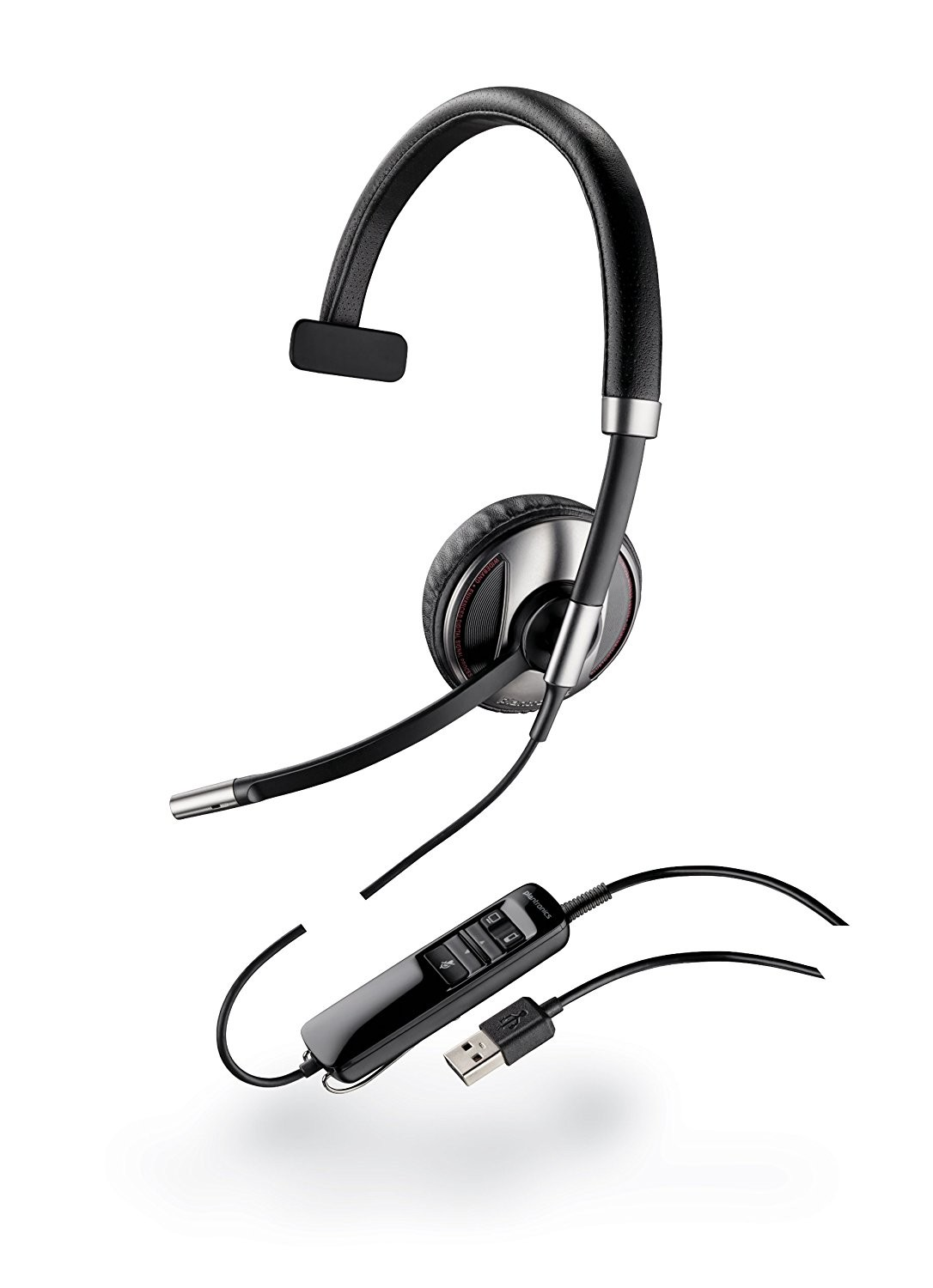 Plantronics Blackwire C710-M Monaural USB Bluetooth Headset