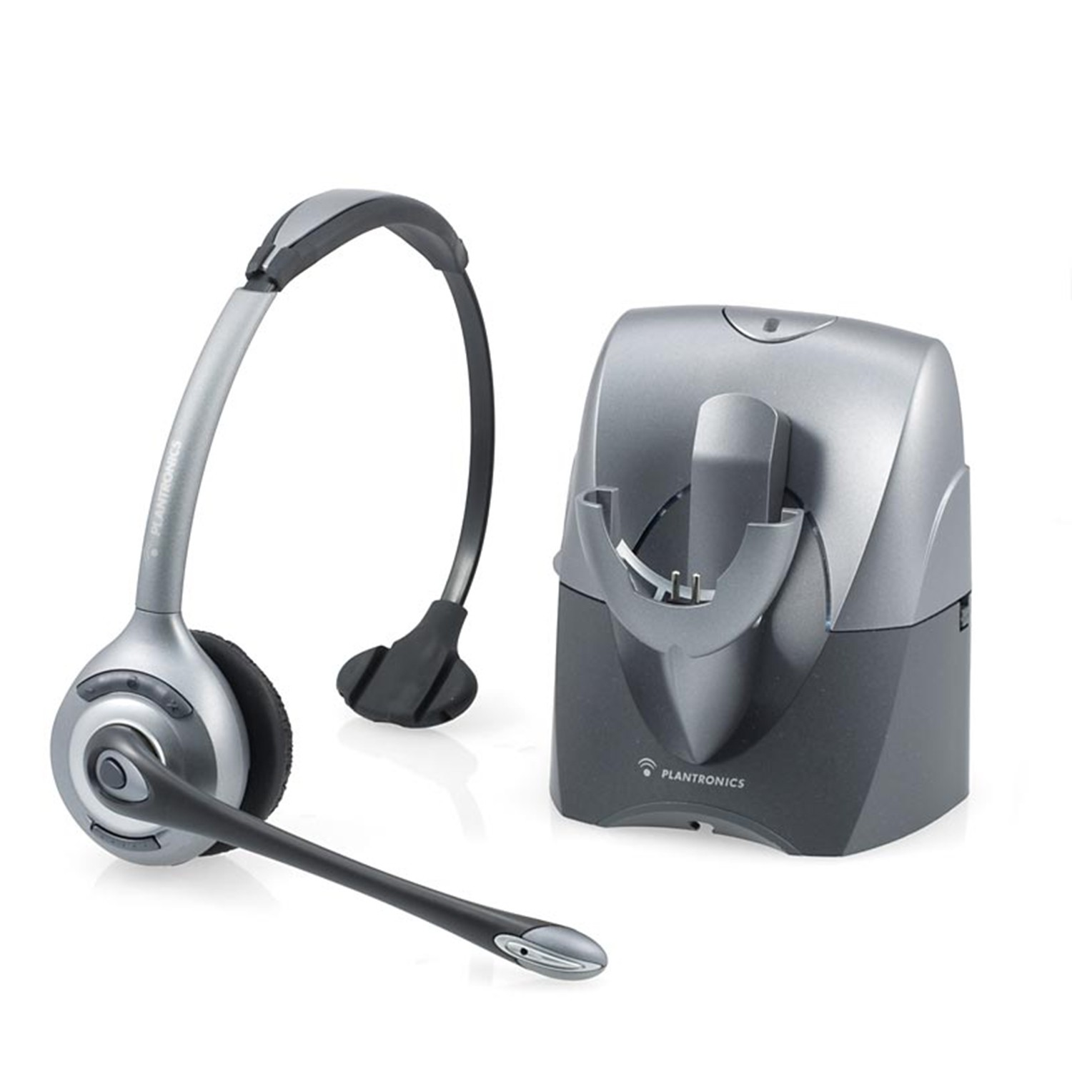 Plantronics CS351N Supra - Noise Cancelling Cordless Headset - A GRADE
