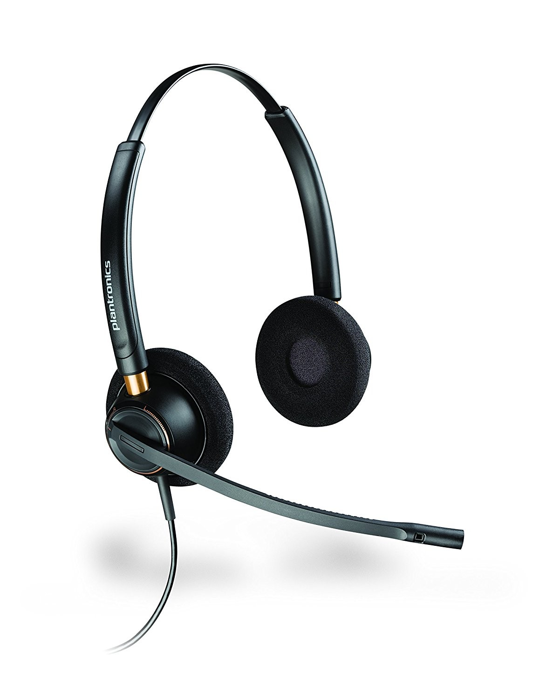 Plantronics Encorepro HW520N Binaural Noise Cancelling Office Headset