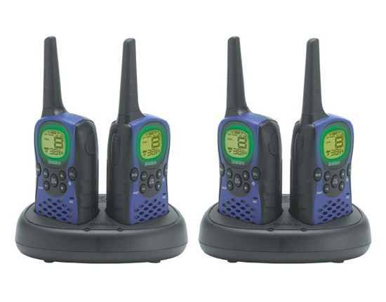 Uniden PMR845 2-Way Radio Quad Pack