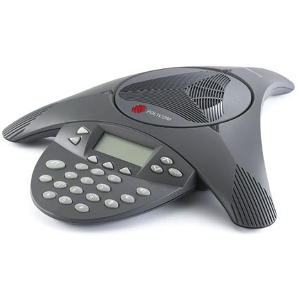 Polycom SoundStation IP 4000 SIP Audio Conferencing Phone