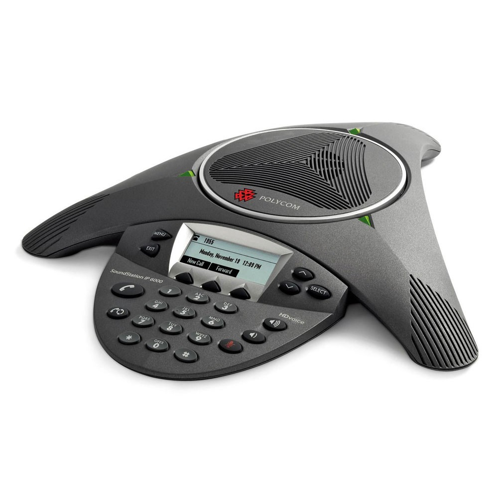Polycom IP6000 SIP Audio Conference Phone