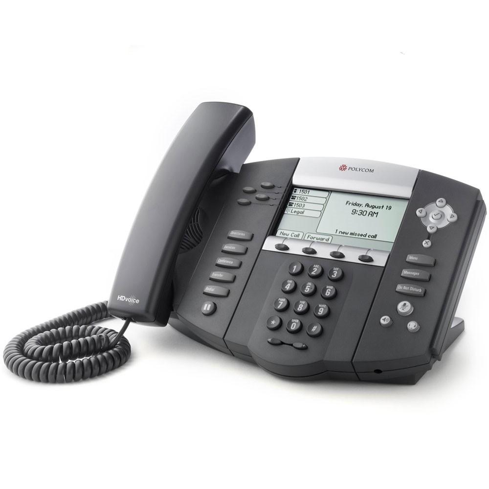 Polycom Soundpoint IP 550 HD Voice - Including PSU