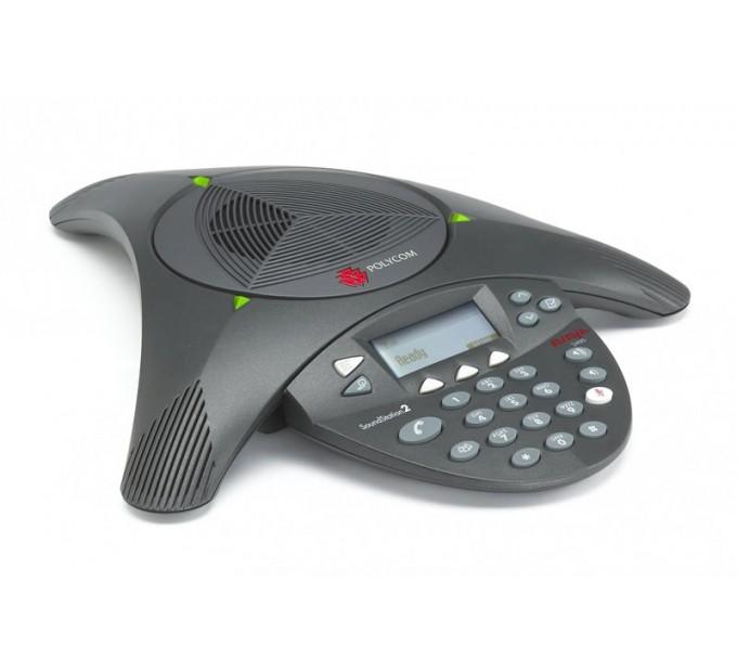 Polycom SoundStation 2 Avaya 2490 Audio Conferencing Phone