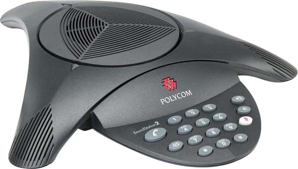 Polycom Soundstation 2 Basic Audio Conferencing Phone