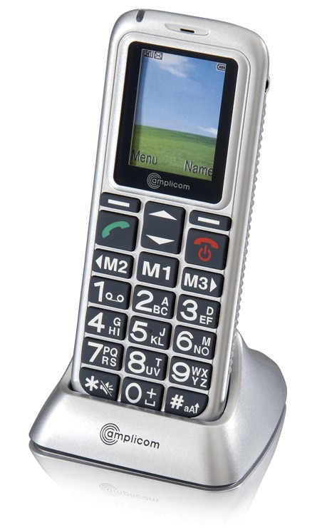Amplicomms PowerTel M4000 Mobile Phone