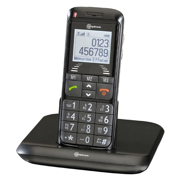 Amplicom PowerTel M5010 Mobile Phone