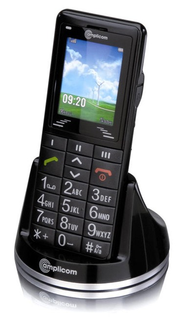 Amplicomms PowerTel M6000 Mobile Phone