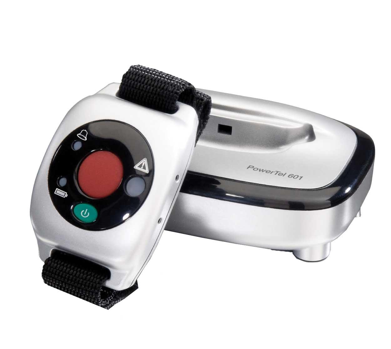 Amplicomms Powertel 601 Wireless Wrist Alarm