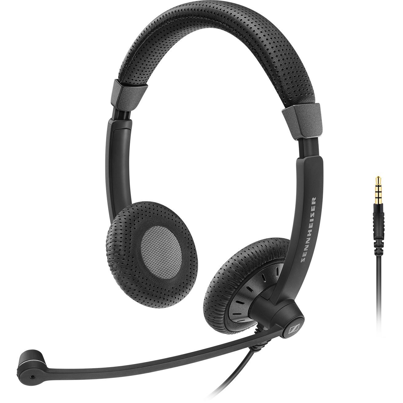 Sennheiser SC75 Duo Headset with 3.5mm Jack