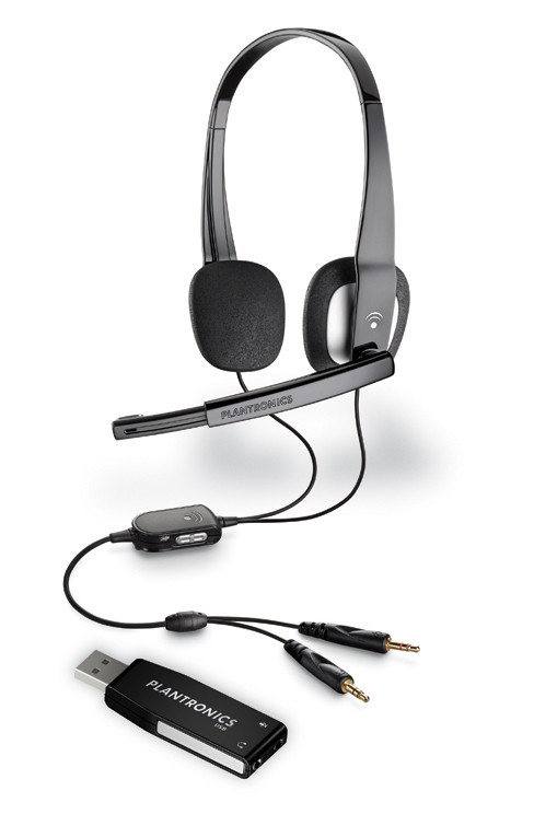 Plantronics .Audio 625 USB Computer Headset