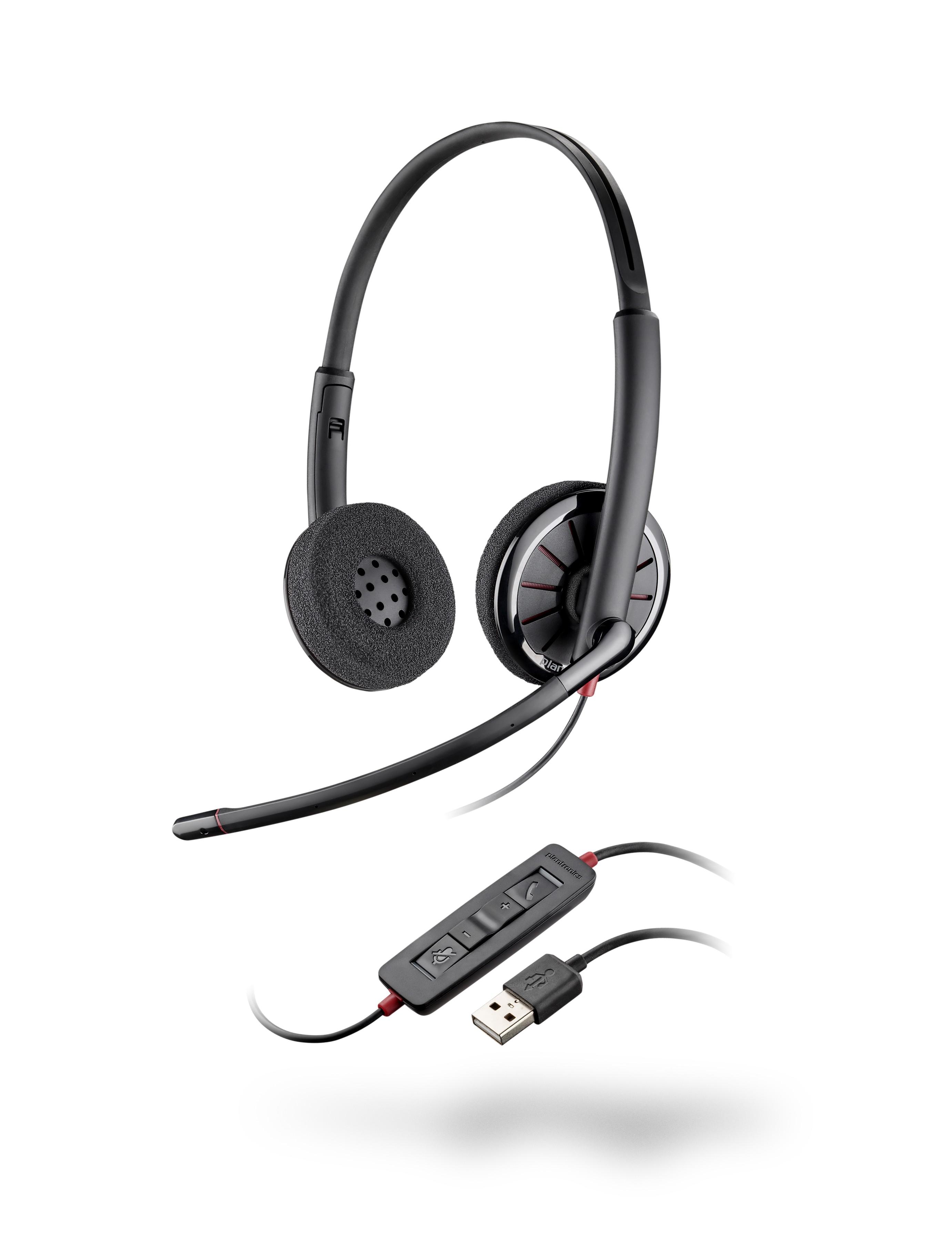 Plantronics Blackwire C320-M USB Headset