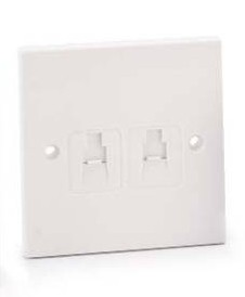 Austin Taylor RJ11 3-series western electric style socket