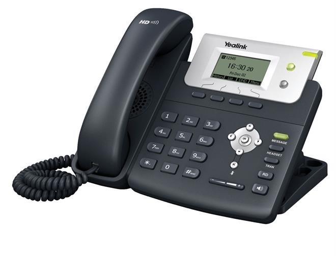 Yealink T21PN HD VoIP Phone