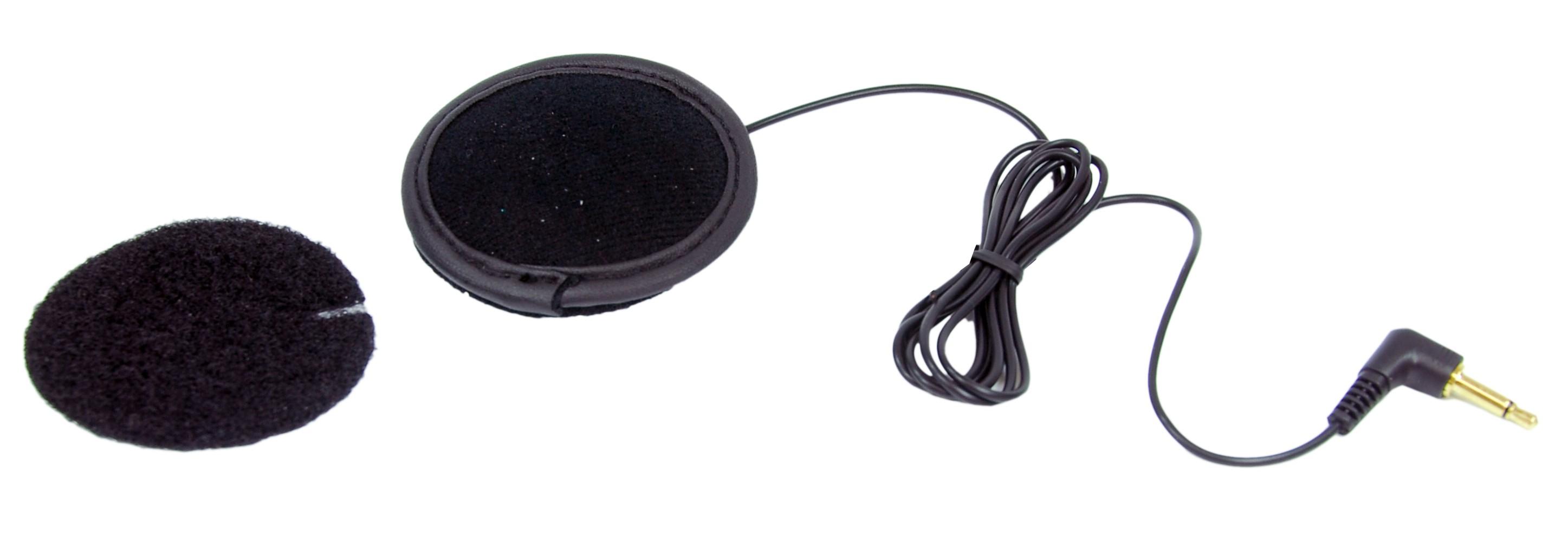 Albrecht Helmet Flat Speaker 3.5mm Jack