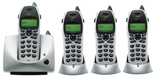 RTX3045 Dual Phone Quad USB Skype and Landline phone