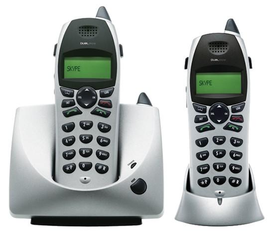 RTX3045 Dual Phone Twin USB Skype and Landline phone