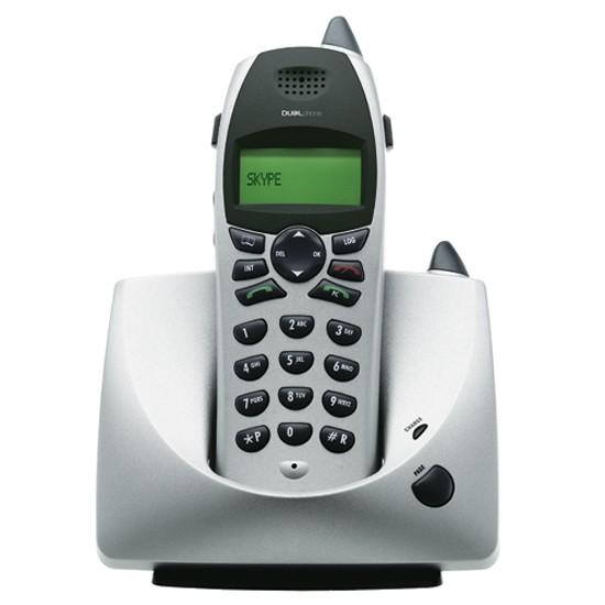 RTX3045 Dual Phone USB Skype and Landline phone