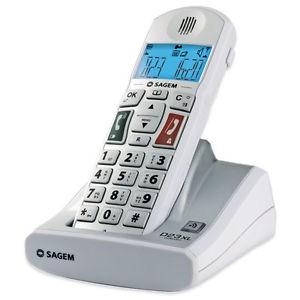 Sagemcom D23XL DECT Cordless Phone