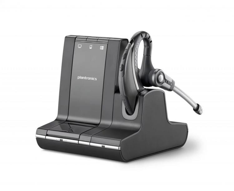 Plantronics Savi Office W730 Over The Ear Cordless Headset For PC, Desk Phone & Mobile