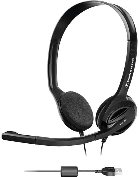 Sennheiser PC36 USB Computer Headset