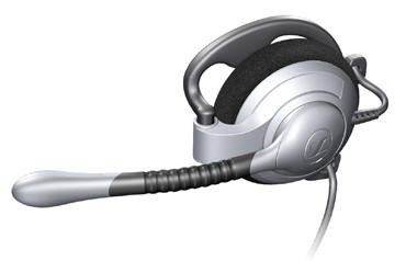 Sennheiser SH 310 Monaural Headset (Including FREE Connection Lead)