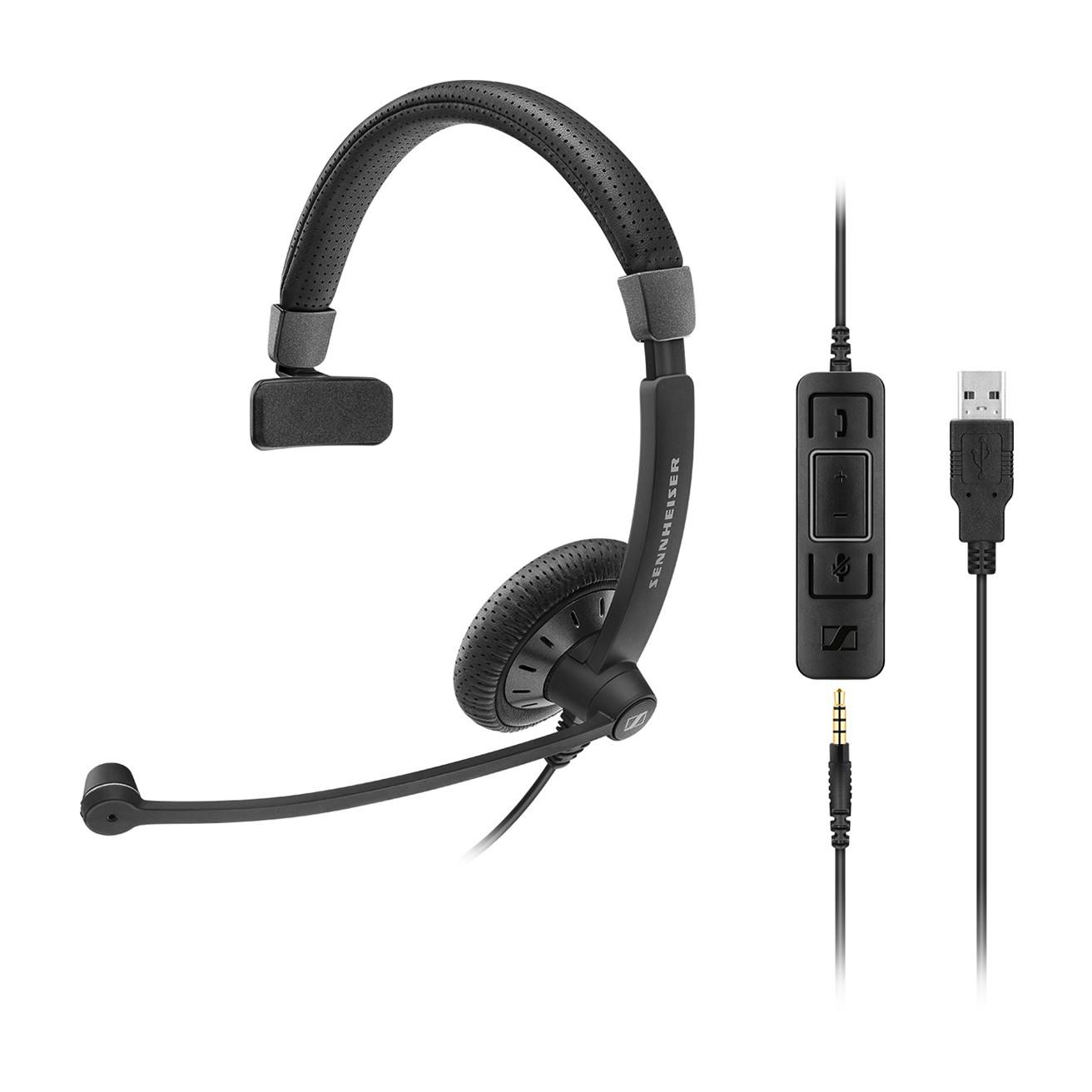 Sennheiser SC45 Mono USB CTRL Headset