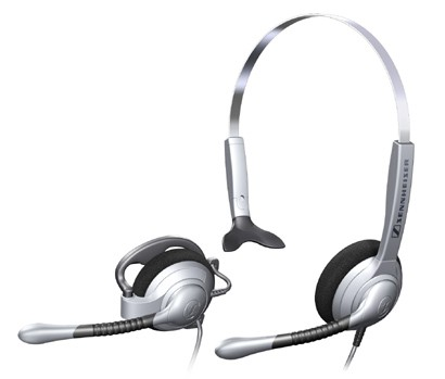 Sennheiser SH 320 Monaural 2 in 1 headset (Including FREE connection lead)