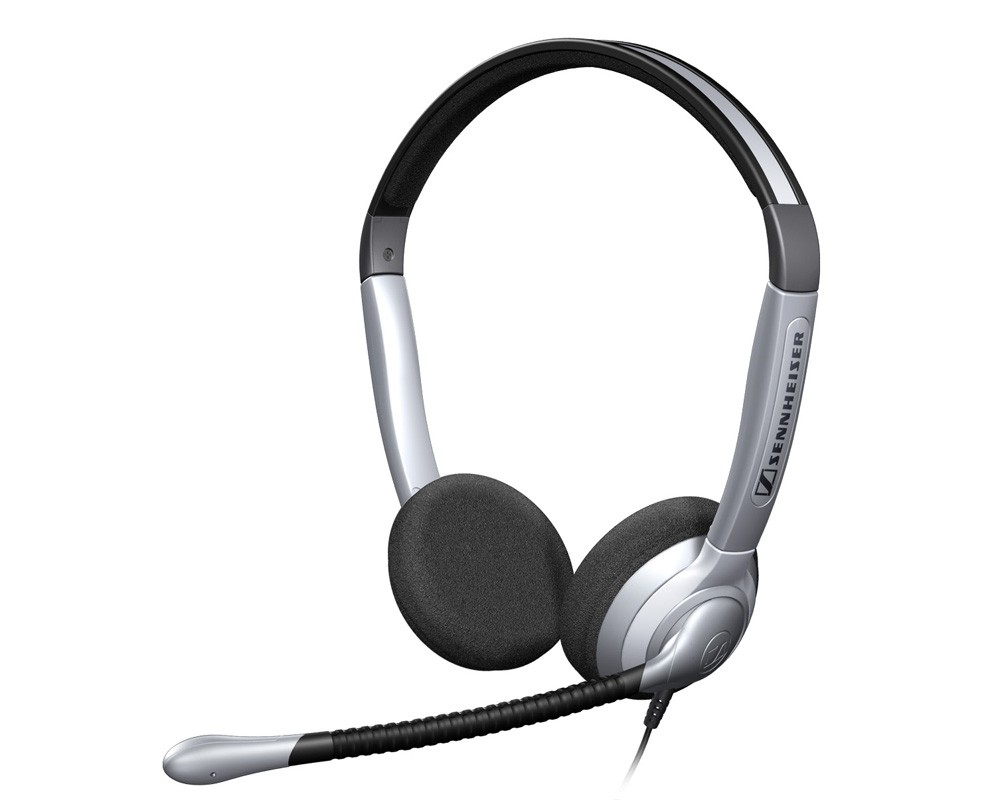 Sennheiser SH 350 Binaural Office Office Headset