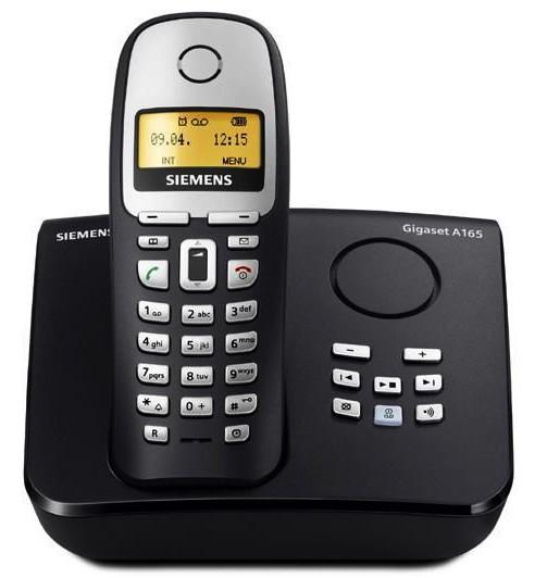 Siemens Gigaset A165 Cordless Phone