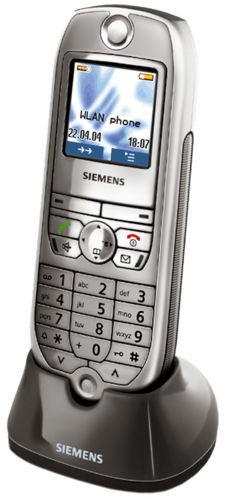Siemens Gigaset WL2 SIP Professional S Cordless Telephone