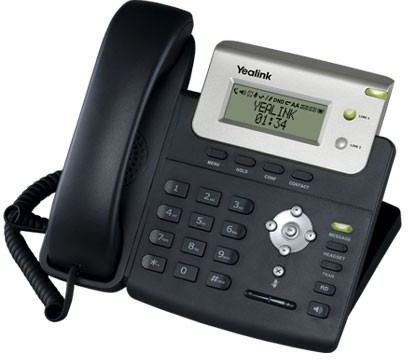 Yealink SIP T20P Entry Level IP Phone With PoE