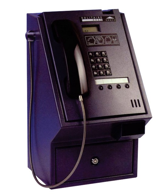 Solitaire 6000 HS Payphone