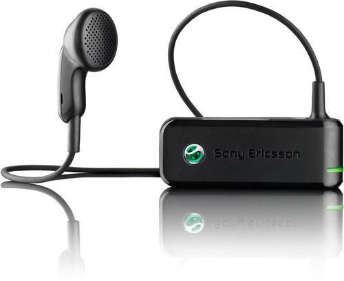 Sony Ericsson VH300 Bluetooth Handsfree