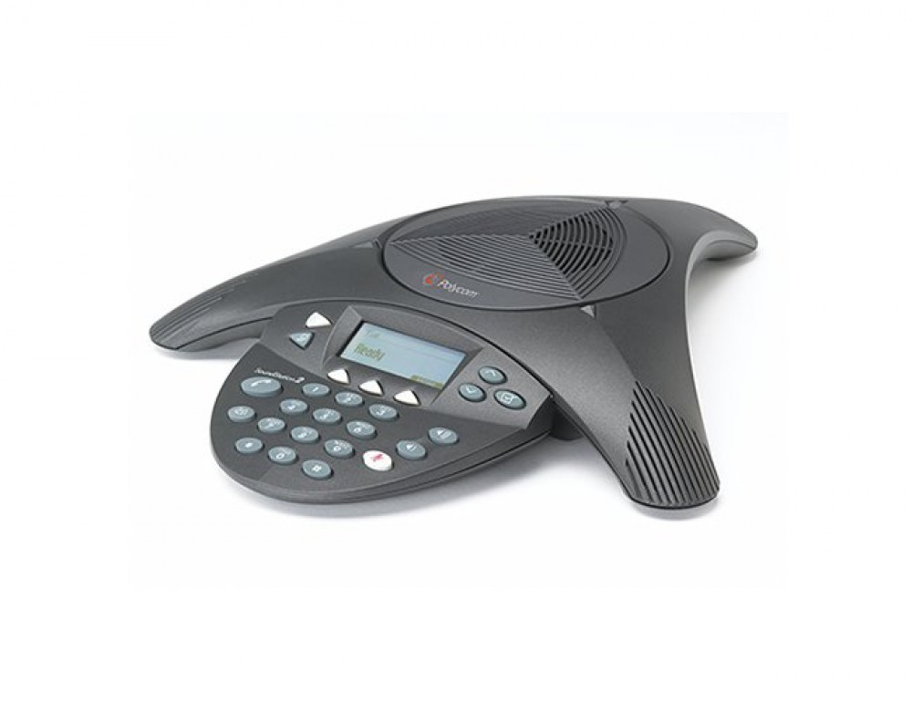 Polycom Soundstation 2 EX - (without mics) Audio Conferencing Phone