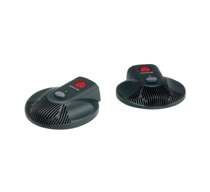Polycom SoundStation 2 EX Microphones - A Grade
